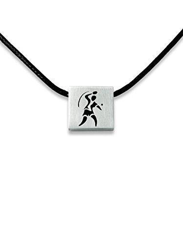 C2 Sportschmuck Halskette Tischtennis E-12 II