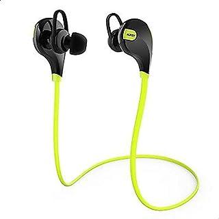 Aukey EP-B4 Bluetooth 4.1 Wireless Stereo Sport Earphones with AptX - Green
