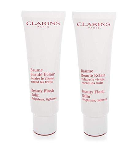 Clarins Clarins Belleza Flash Balm Duo–Pack de -2x 50ml/1.7oz Clarins Clarins Belleza Flash Balm D