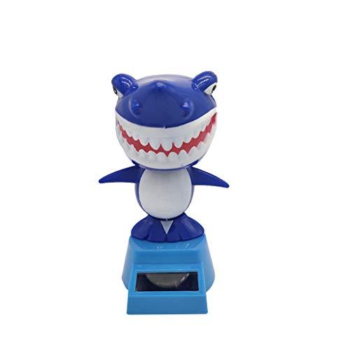 solar powered dancing shark - 2