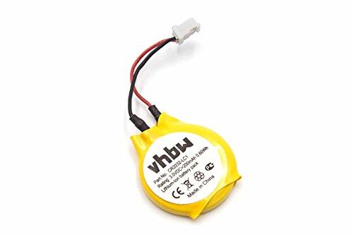 vhbw Batterie Bio CMOS Li-ION 200mAh (3V) Console Sony Playstation 3, PS3 comme CR2032-LC1.