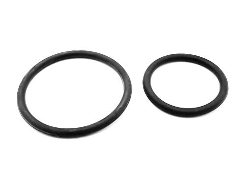 CatEye CA5447010 Rapid X Spare Bands-544-7010 Lights and Reflectors, Cycling - Black