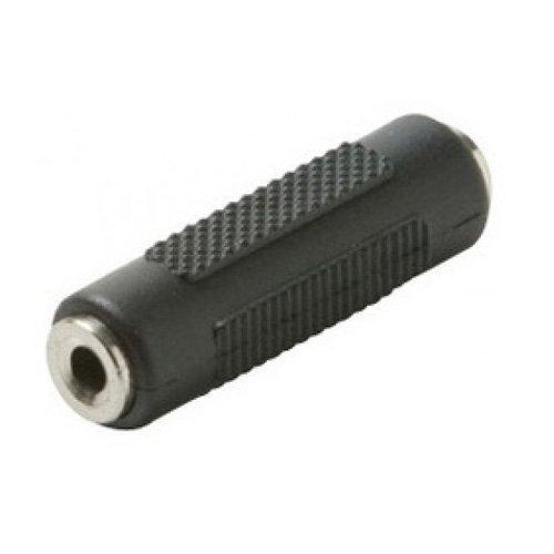 SODIAL(TM) Accoppiatore Stereo da 3,5 mm, femmina / femmina