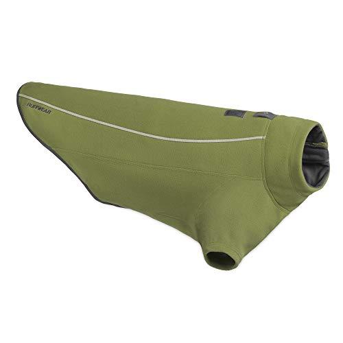 Ruffwear 05503-302S - Abrigo de Forro Polar para Perro, Resi