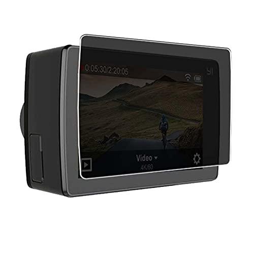 Vaxson Anti Spy Schutzfolie, kompatibel mit YI 4K Plus Action Camera, Displayschutzfolie Privatsphäre Schützen [nicht Panzerglas]