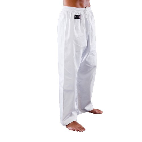 Blitz Student Kampfsport Hose, weiß, 3/160 cm