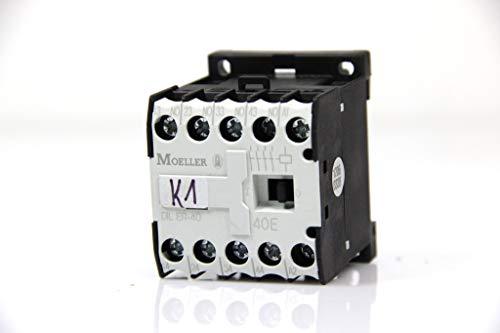 Eaton DILER-40(230V50HZ,240V60HZ) Contactor de Maniobra, 4 NO, 230 V 50 Hz, 240 V 60 Hz