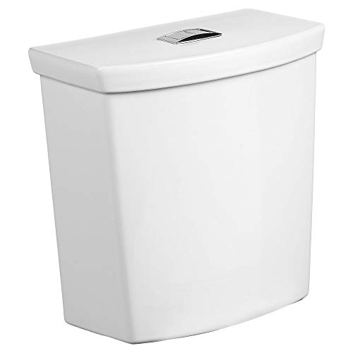 American Standard 4133A218.020 H2Option 0.92/1.28 GPF Dual Flush Toilet Tank Only, White