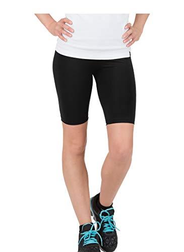 Trigema Unisex-Erwachsene 531011 Sporthose, Schwarz (Schwarz 008), 32(Herstellergröße:XS)