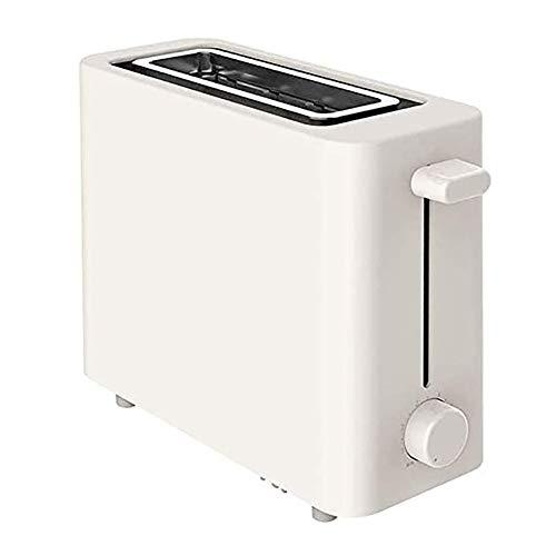 Mini broodrooster oven bakken keuken apparaten ontbijt brood sandwichmaker snelle veiligheid compact eenvoudig te reinigen broodmaker wit 31x12x25cm (12x5x10inch)