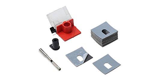 Rubi 4927 Kit Brocas EASYGRES Ø, 500 W, Plateado, diámetro de 6 mm
