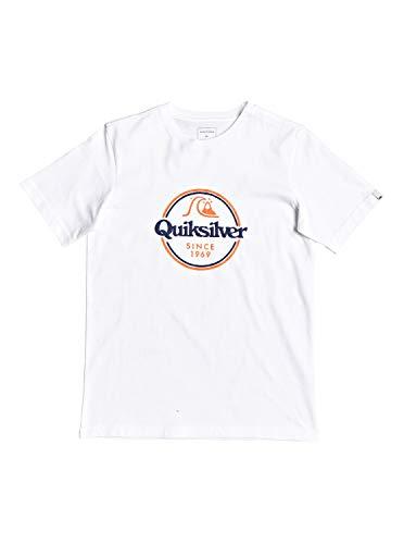 Quiksilver - Words Remain Camiseta para Niño Grande