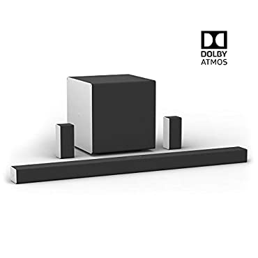 Vizio SB46514-F6 46 Inch 5.1.4 Premium Home Audio Theater Surround Sound System