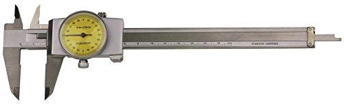 CNC QUALITÄT Calibrador de relojes (200 mm)