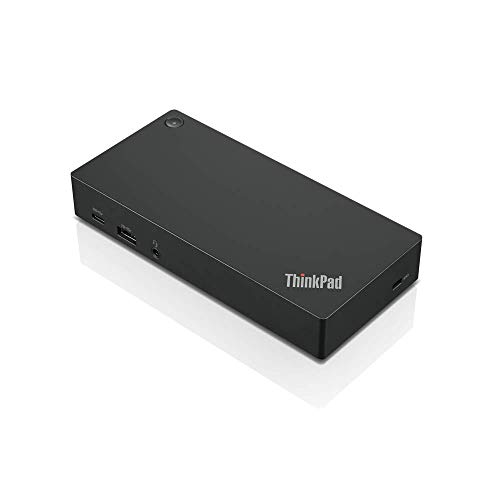 Lenovo - Option Mobile ThinkPad USB-C Dock Gen 2 (Refurbished)