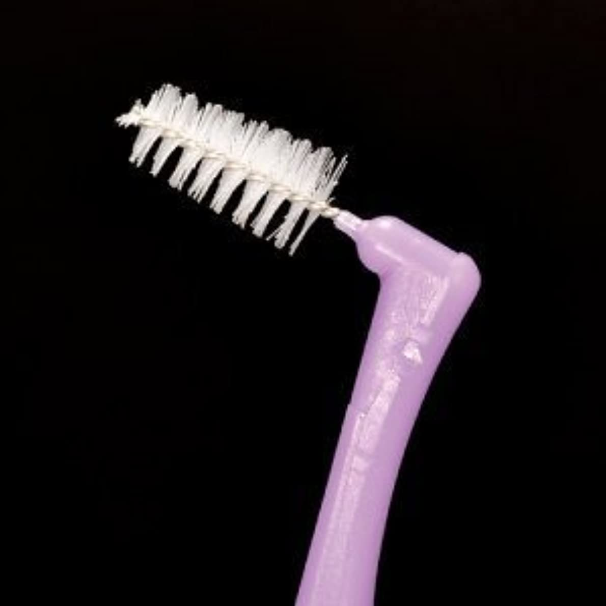 香水デイジーミスプロスペック 歯間ブラシ アングルアクア/L/20本入り