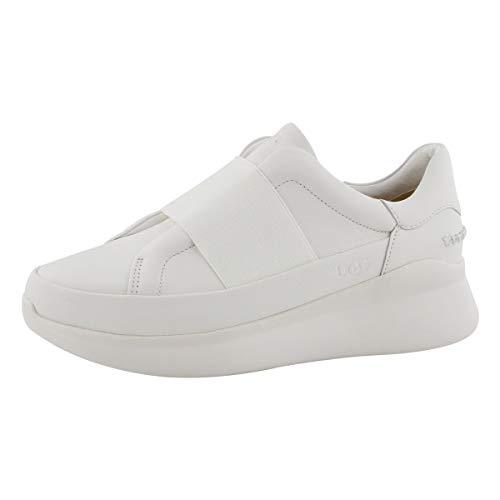 UGG Female Libu Shoe, White, 7 (UK)