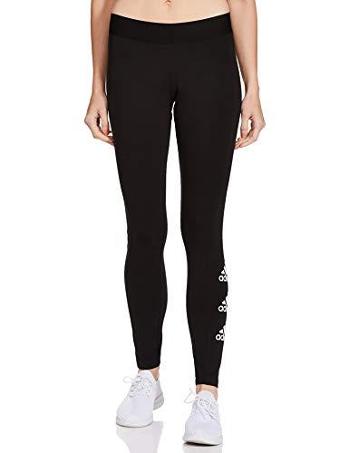 adidas W Impilati Tight Leggings, Donna, Nero Bianco, S