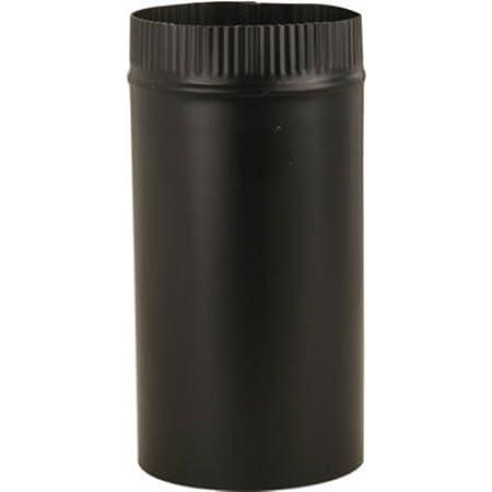 UNITED STATES HDW BM0044 Pipe Slip Joint Black