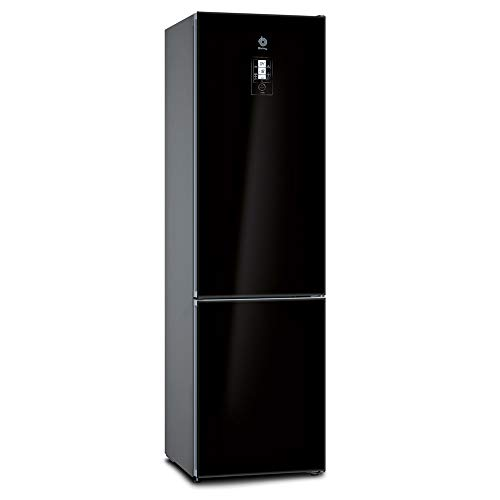 Balay 3KFE768BI Kühlschrank mit Kühlschrank, Schwarz