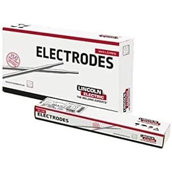 Electrodo De Soldadura Basico De Doble Recubrimiento Lincoln 7016 DR Para Soldadura De Gran Calidad (3,25 mm x 450mm): Amazon.es: Bricolaje y herramientas