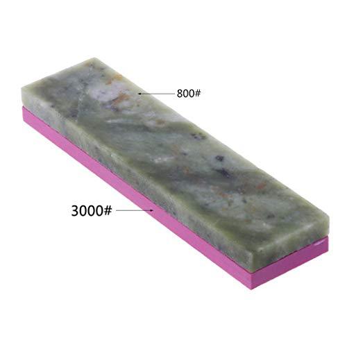 planuuik 800/3000# Dubbele kant Smolar slijpen Pedra Tool Stone Honing Grindstone Whetstone slijper Poolse keuken