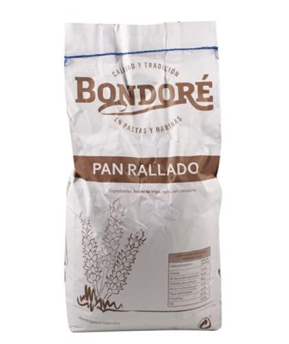 PAN RALLADO BONDORE BOLSA 5 KG
