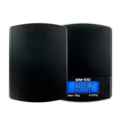 PAIDE P Báscula Digital de Precisión, Báscula con gramos