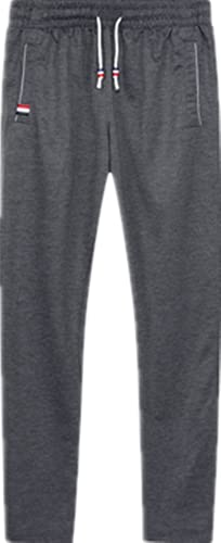 N\P Pantalones casuales para hombre Fitness Hombres Ropa Deportiva Chándal Bottoms Skinny