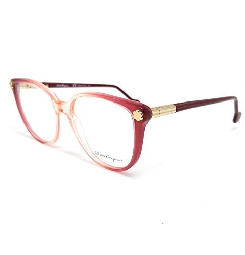 Ferragamo SF2828 Acetate - Gafas de Sol Unisex para Adulto, Multicolor, estándar