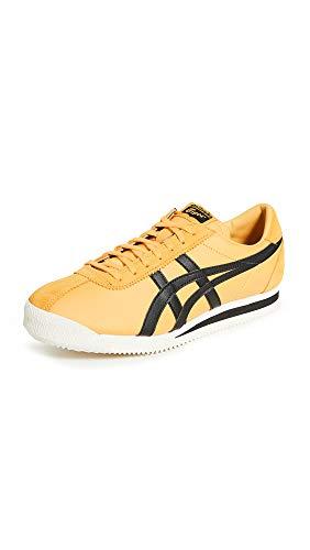 Onitsuka Tiger Corsair Fashion Unisex Sneaker, Gelb (Tiger Gelb/Schwarz), 41 EU