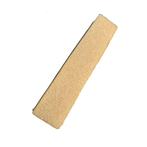 1 pieza 40x40x200mm cinturón de lijado abrasivo Borrador de limpieza Bloque de goma cruda YUAN CHUANG