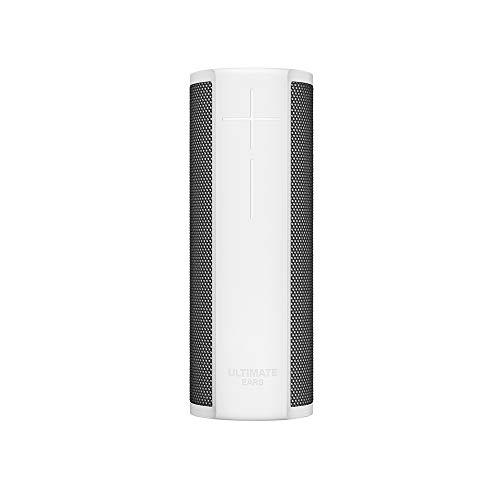 Ultimate Ears BLAST - Altavoz con Alexa Integrada, WHITE BLIZZARD WiFi/BT