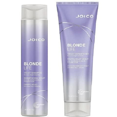 Kit Joico Blonde Life Violet - Shampoo 300ml e Condicionador 250ml