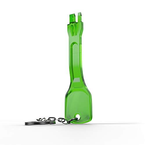 LINDY sleutel voor RJ45 poort slot groen