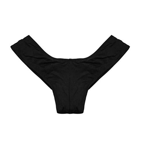 Soolike Bragas Mujer Sexy, Traje De Baño Retro De La Correa De Las Partes Inferiores del Bikini De Las Señoras De La Playa De Las Señoras,Bragas Braguitas De Bikini Parte De Abajo Bikin