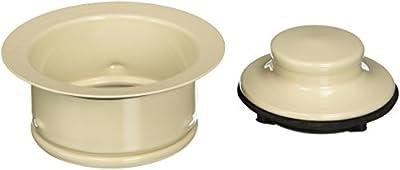Waste King 3-Bolt Mount Sink Flange and Stopper