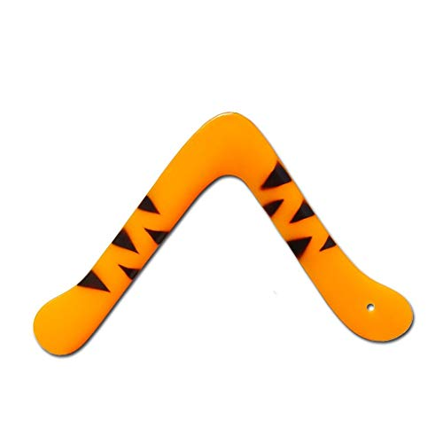 Polypropylene Pro Sports Boomerang - for Ages Above 10 Years Old. Real Sport Boomerangs Designed by a Former World…