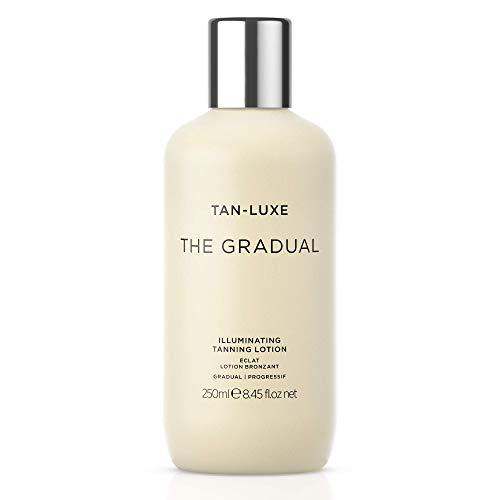 TAN-LUXE The Gradual - Illuminating Gradual Tan Lotion, 250ml - Cruelty & Toxic Free