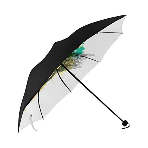 Umbrella Golf Compact Cute Small Camera Underside Printing Light Travel Umbrella Best Umbrella Compact With 95 Uv Protection For Women Men Lady Girl
