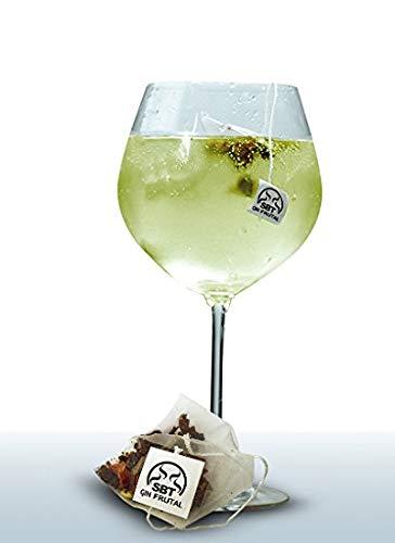 SABOREATE Y CAFE THE FLAVOUR SHOP Botánicos Frutales para Gin Tonic Especias...