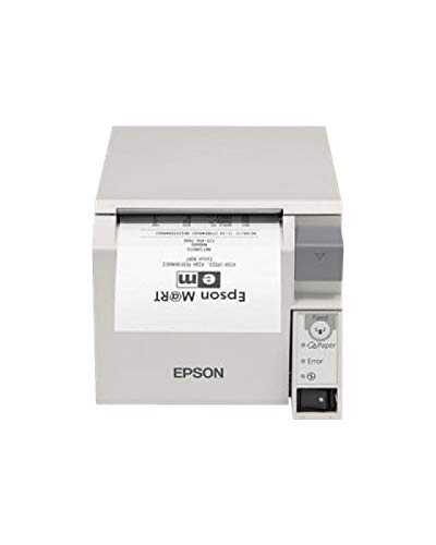 Epson TM-T70II (023A0) Térmico POS printer 180 x 180DPI - Terminal de punto de venta (Térmico, POS printer, 80 mm, 56/42, 250 mm/s, 180 x 180 DPI, Alámbrico)