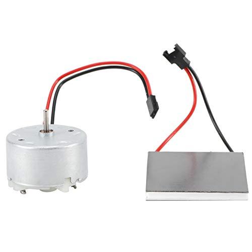 Ventilador de Chimenea Hoja de generador Ventilador de Chimenea Conjunto de Accesorios de Motor de generador eléctrico Ecológico para Uso Profesional Hogar