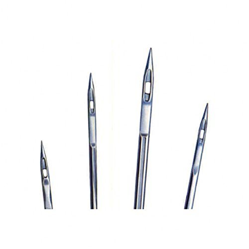 Why Choose 50PCS (5 Size Mixed 14,16,18,20,22) Industrial Sewing Machine Needles 135X17 DPX17 + Free...