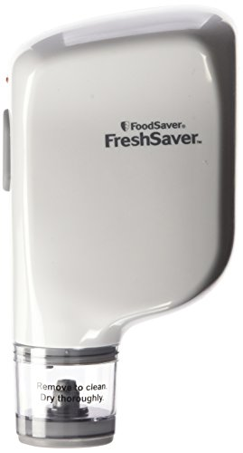 FoodSaver 111, NO SIZE, White