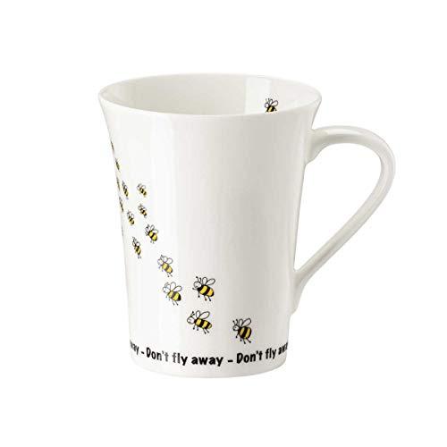 Hutschenreuther Becher mit Henkel My Mug Collection Bees- Don't Fly Away