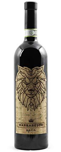 Vino Rosso e Bianco in Bottiglia da 0,75lt del produttore LEBŌN Prodotto in Provincia di Cuneo Vendemmia a Mano (Barbaresco DOCG, Vino Rosso)