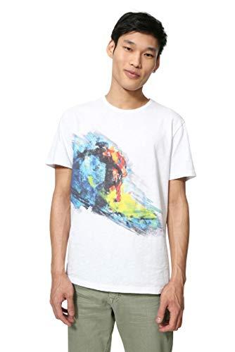 Desigual - Camiseta Benedikt