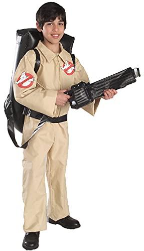 Rubies Officiel Ghostbusters Déguisement Enfant avec Gonflable Proton Lot