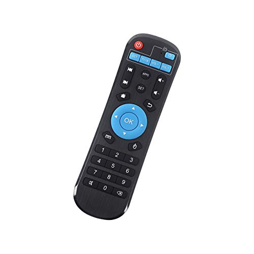 Rssotue New TV Box Replaced Remote Control fit for Andriod Smart TV Box Controller T95Z Plus T95K T95V T95U Pro